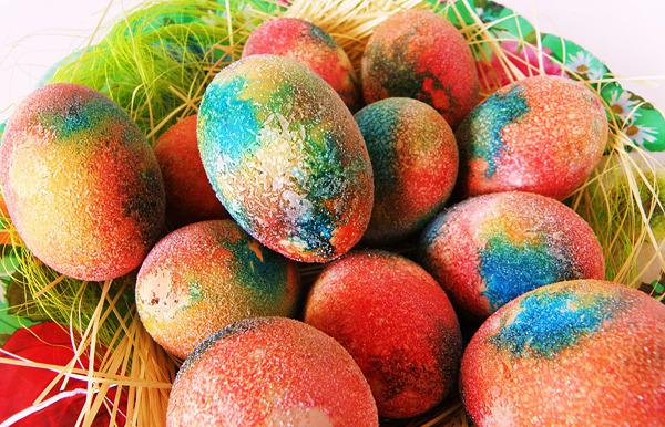 Картинки по запросу способы окраски яиц