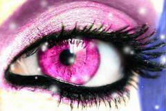 Colorful Eyes Photos (25 Pics)