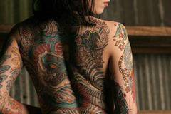 Compilation of Girls with Tattoos {Part 2} (19 Pics)