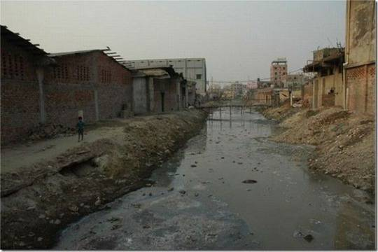 Most polluted rivers in the world (22 Pics)
