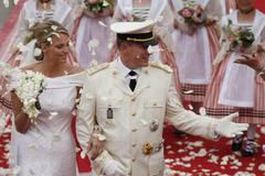 Most Fashionable Of The Monaco Royal Wedding