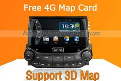 Chevrolet Malibu Auto DVD GPS with DVB-T CAN Bus RDS iPod