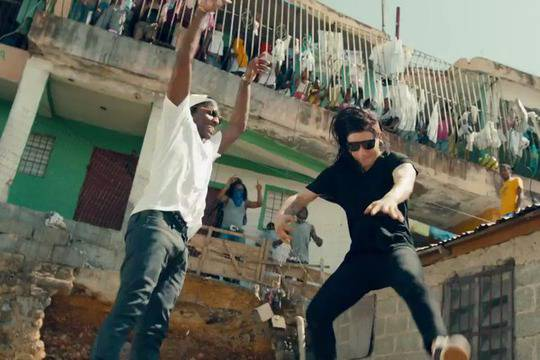 A$AP Rocky feat. Skrillex & Birdy Nam Nam – Wild for the Night