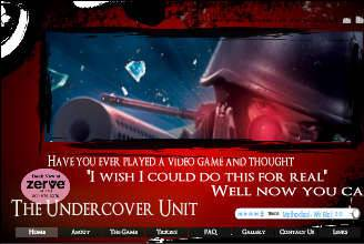 The Undercover Unit Come live a video game, things to do, entertainment Hollywood FL