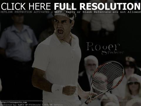 Roger Federer fights along Stepanek