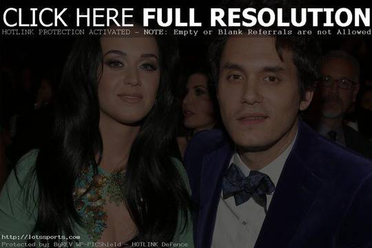 """Katy Perry and John Mayer as friends'"