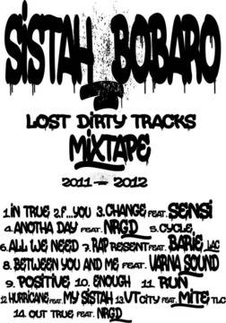 Микстейп: Sistah & Bobaro – Lost Dirty Tracks