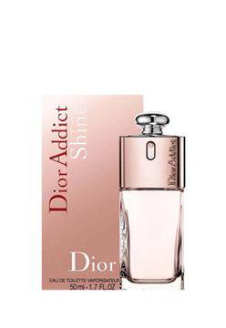 Christian Dior Addict Shine for women EDT 100 мл - Дамски парфюм.