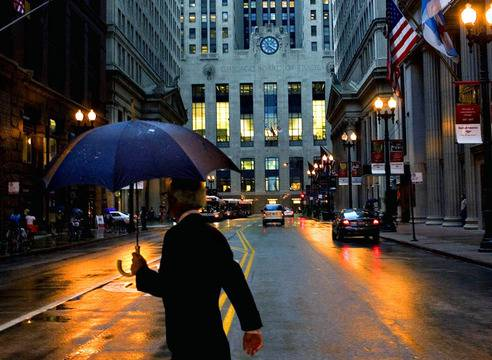 The Chicago Board of Trade (CBOT) затваря!