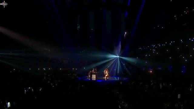 Justin Bieber - Love Yourself & Sorry (feat. James Bay) (At The BRIT Awards) (Live) (2016)