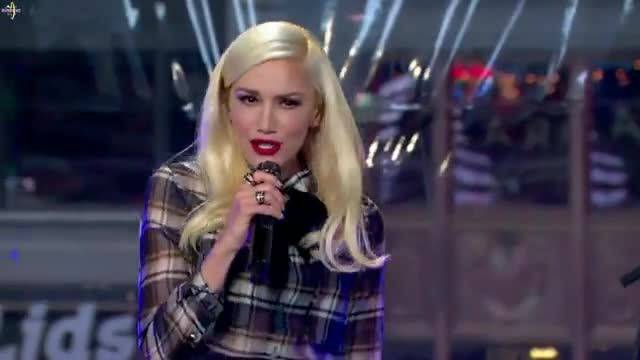 Gwen Stefani - Make Me Like You (On Good Morning America) (Live) (2016)
