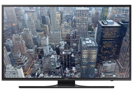 Телевизор Smart LED Samsung 40JU6400, 40″ (101 см), Ultra HD