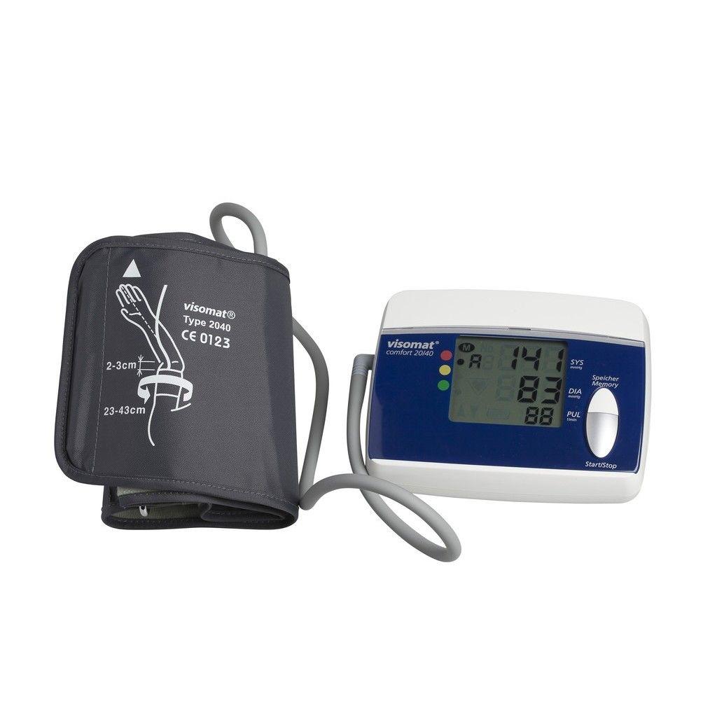 svejo.net - Апарат за измерване на кръвно (над лакът..