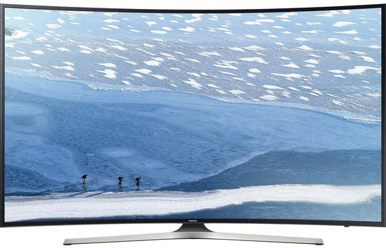 Телевизор Smart LED Samsung 65KU6172, Извит, 65″ (163 см), 4K Ultra HD