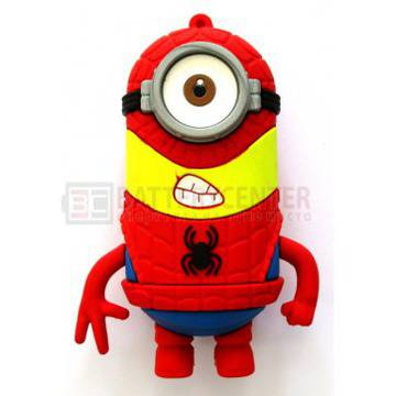 Power Bank Minion Spiderman