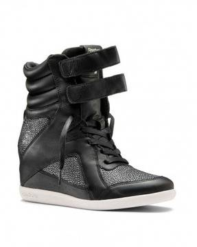 REEBOK Alicia Keys Wedge Black