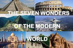 Seven Wonders of the World – A Treasure Trove of Beauty
