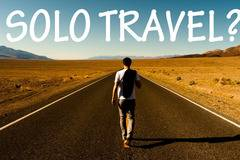 Solo Traveler – Embrace the beauty of your solo journey