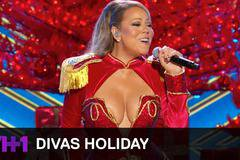 "Mariah Carey Performs ""All I Want For Christmas Is You"" 