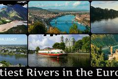 7 Prettiest Rivers Journey in the Europe
