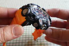 CASIO G-SHOCK Orange strap а.С.м