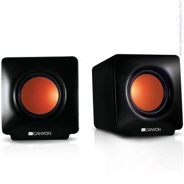 CANYON CNE-CSP201 2.0 portable USB power speakers тонколони