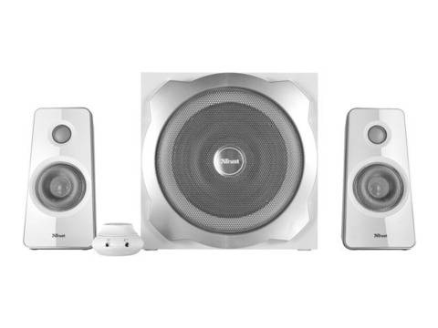TRUST Tytan 2.1 Speakers White Тонколони