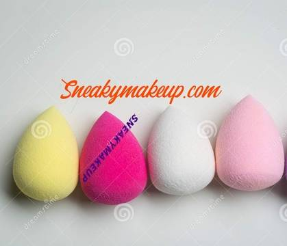 How to clean makeup sponges-Super & Easy Way - SneakymakeUp