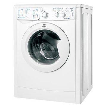 Пералня Indesit IWC 71051 C ECO EU, 7 кг, 1000 об/мин, Клас A+, 60 см, Бяла