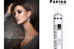 Papino Cosmectics Hair Spray Extra Strong Hold ЛАК ЗА КОСА СЪС СИЛНА ФИКСАЦИЯ 500ml