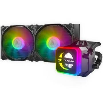 COUGAR Helor 240 Liquid Cooling RGB охладител за процесор