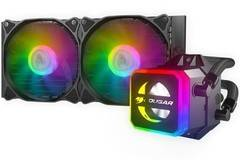 COUGAR Helor 240 Liquid Cooling RGB охладител за процесор артикул CG35CCL240001