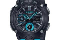 Мъжки часовник CASIO G-SHOCK GA-2000-1A2ER Carbon Core Guard