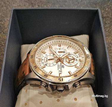 Часовник CASIO EDIFICE CHRONOGRAPH EFR-547L-7AV120.00