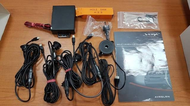 SELF LEARNING PARKING SENSOR KIT а.С.м
