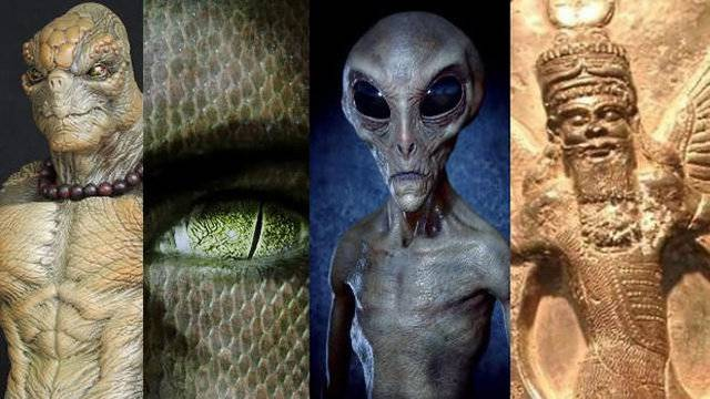 The four extraterrestrial races most hostile to humanity - Aliens | БГ Топ 100 класация на сайтове