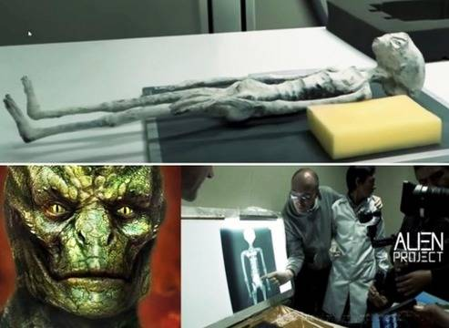 Extraterrestrial mummy found in Peru, substantially belongs to reptilian type - Secrets and Mysteries | БГ Топ 100 класация...