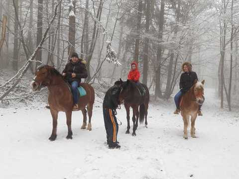 Horse Riding Trek - Wonderful lifetime memories!