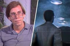 "FORMER AREA 51 EMPLOYEE BOB LAZAR: ""WE HAVE AN ALIENS SPACECRAFT"" - Area 51 