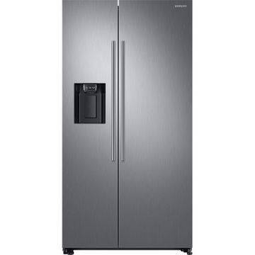 Двукрилен хладилник Side by side Samsung RS67N8210S9/EF, 609 л, Клас A+, Full No Frost,Twin Cooling, Дигитален инверторен...