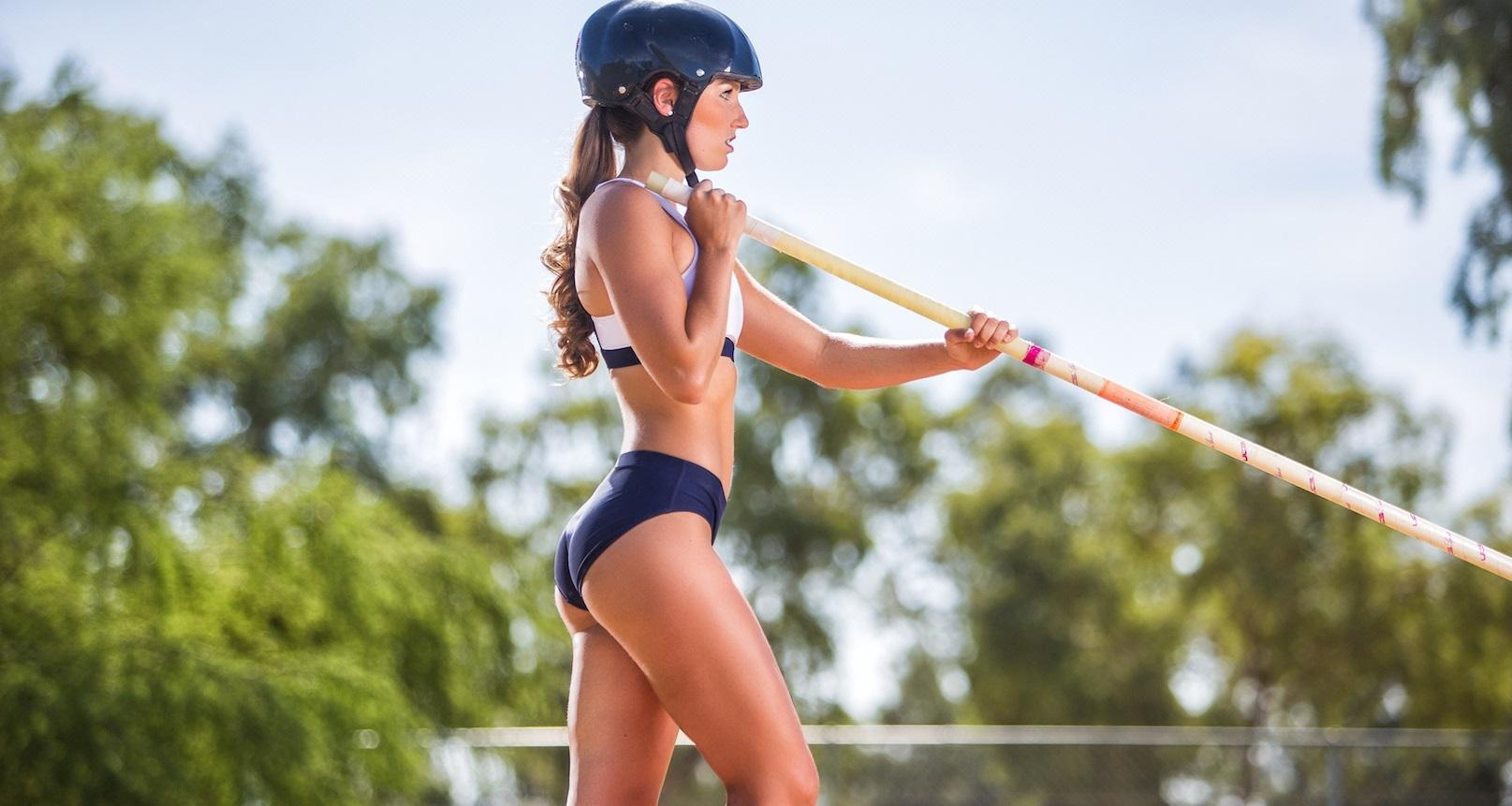 svejo.net | Секси атлетката Робин Боун